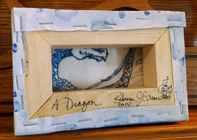 A-Dragon-paintedembroidery-rebeccajgreenwood-back