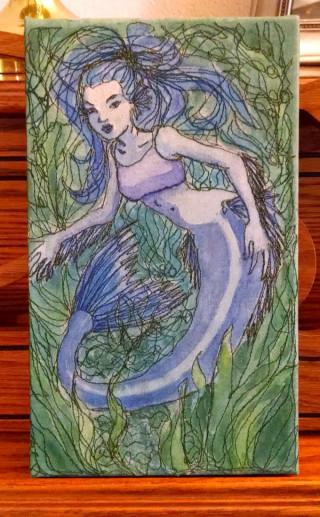 Blue-Mermaid-in-the-Kelp-paintedembroidery-rebeccajgreenwood-all