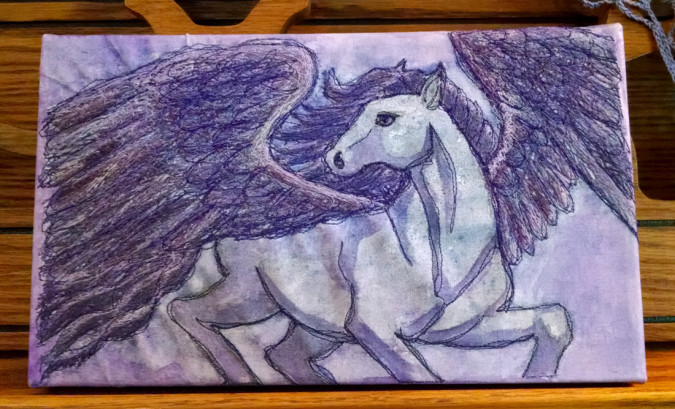 Purple-Pegasus-paintedembroidery-rebeccajgreenwood-canvas2
