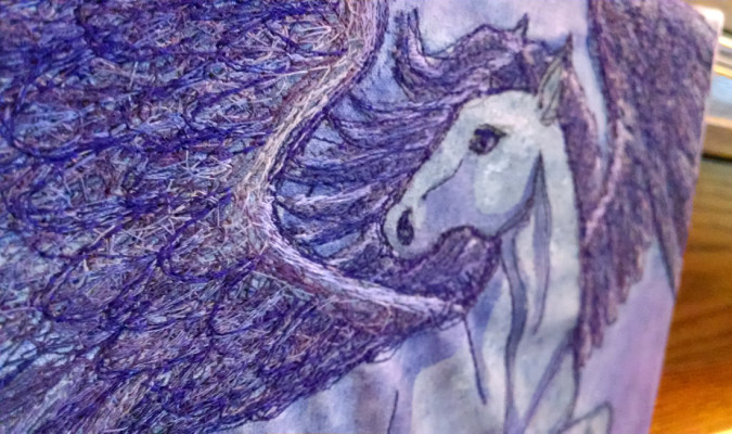 Purple-Pegasus-paintedembroidery-rebeccajgreenwood-stitches