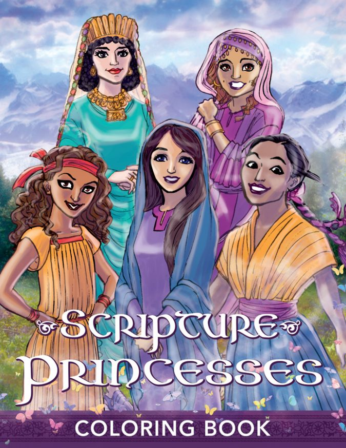 Scripture-Princesses-Coloring-Book-9781462118328