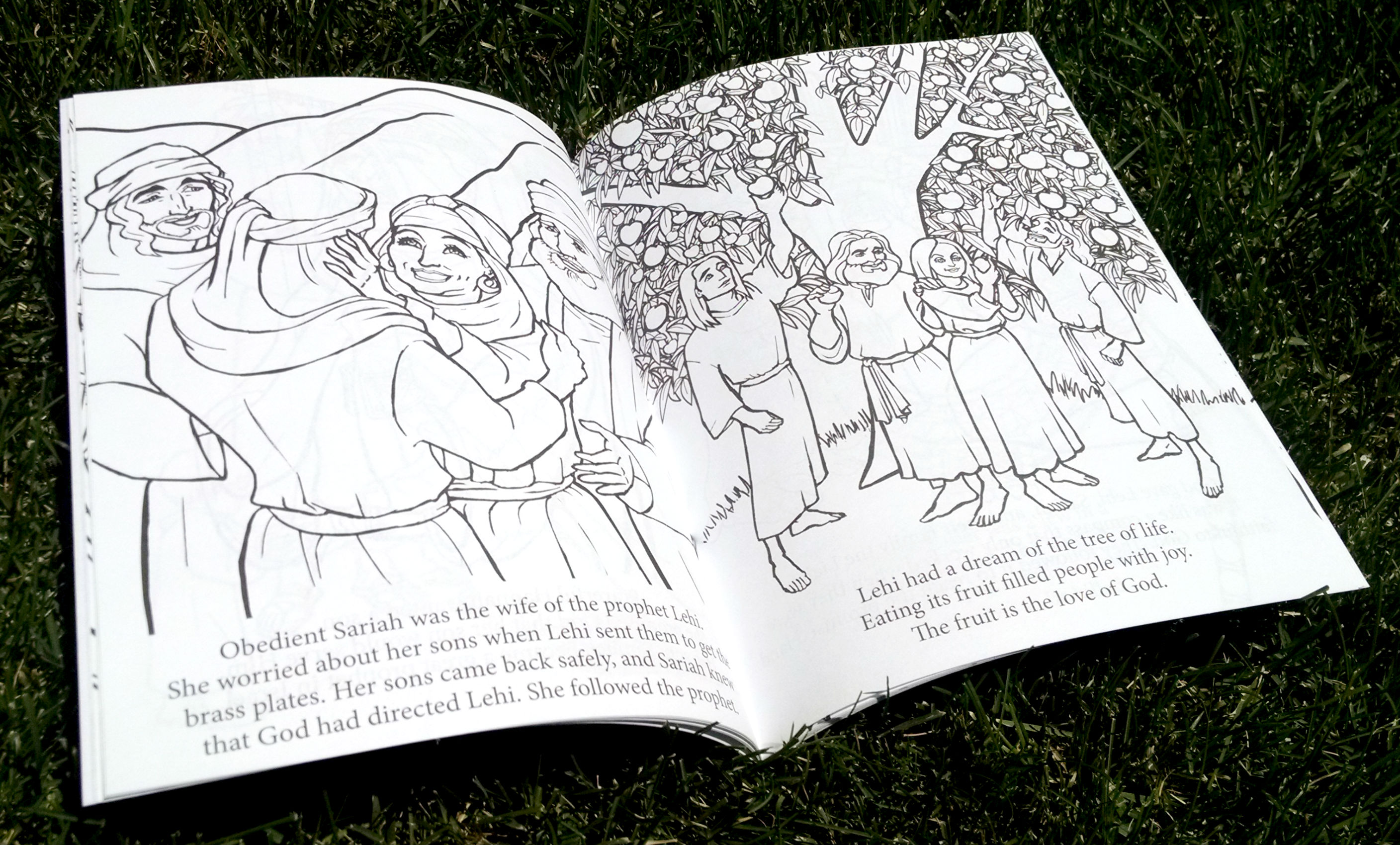 - Scripture Princesses Coloring Book Out Now! – Rebecca J. Greenwood